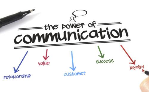 Relaciones y comunicación coaching team