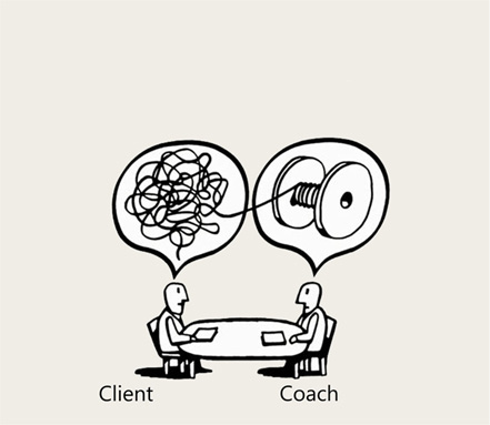 en que consiste el proceso de coaching